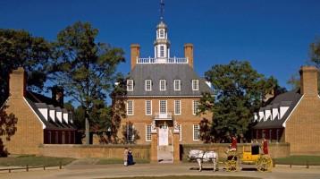 Williamsburg, Virginia — where history lives