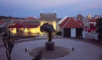 Kura Hulanda Museum Square