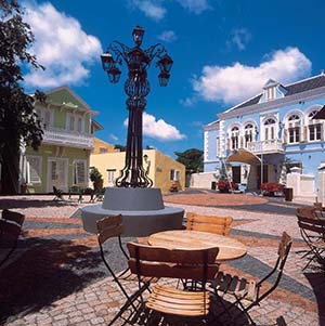 Kura Hulanda Village Square