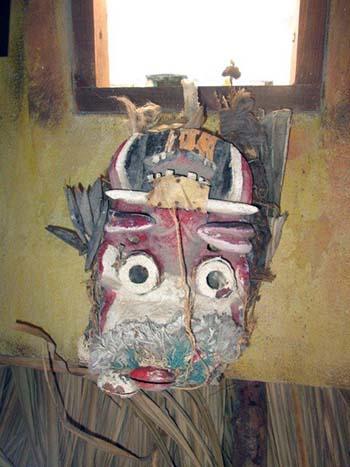 Kura Hulanda mask