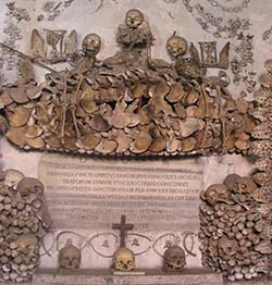 Rome for teenagers Rome Capuchin Crypt