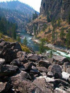 Frank Church River of No Return Wilderness Area, Idaho
