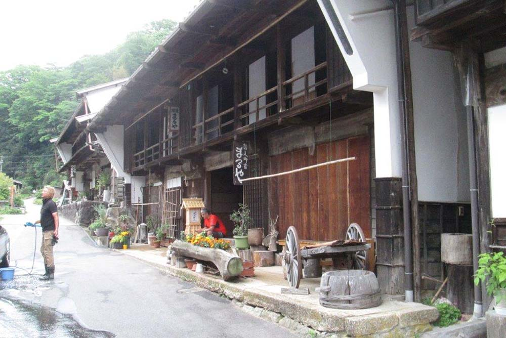 Japanese guest houses