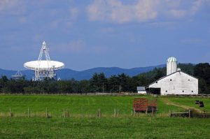 National Radio Astronomy Observatory's Green Bank Science Center, West Virginia