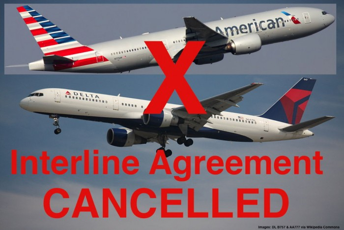 Why No Interline Agreement Between Aa And Dl Matters To You A Lot
