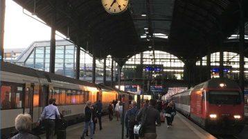 European train travel — a planning primer