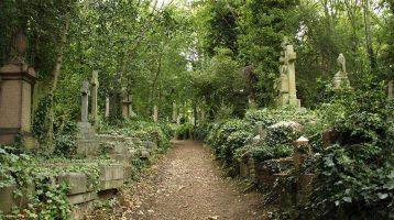 Top 10 European cemeteries