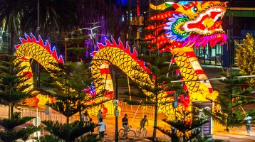 Top 10 Chinatowns for Chinese New Year (Jan. 28)