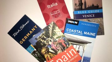 4 guidebook tips when trip planning