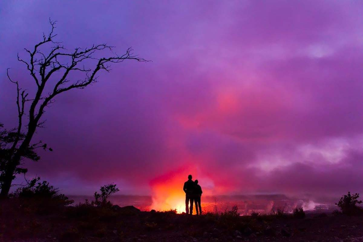 The Big Island — a continent of activities