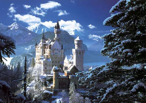 Bavarian Christmas markets add joy to Medieval towns